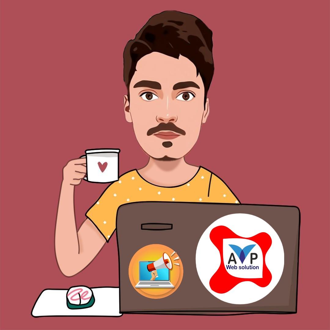 AVP Web Solution- Vikas Pathak